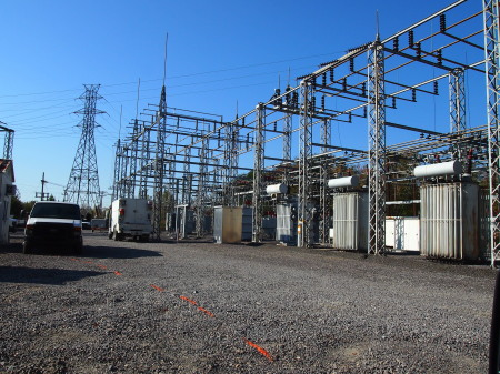Electrical Substation Project